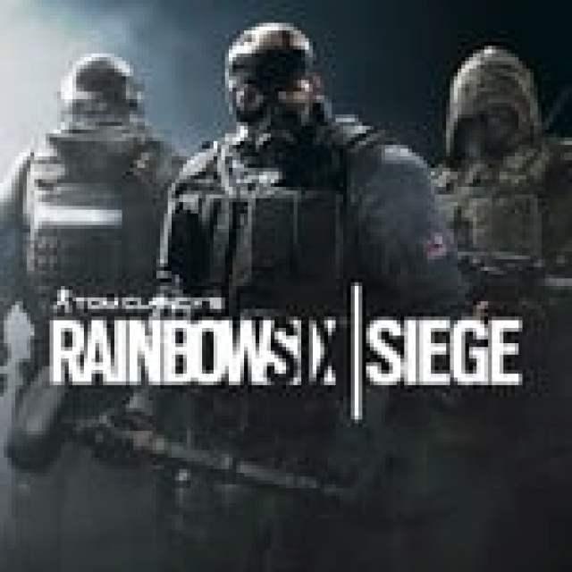 Rainbow Six Siege Box Art
