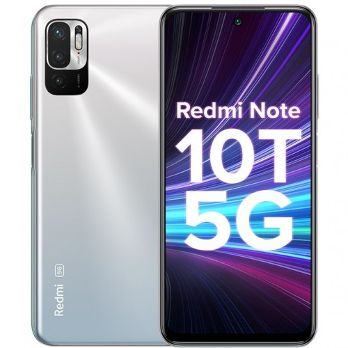 Redmi Note 10T 5G arrives in India, sales begin July 26