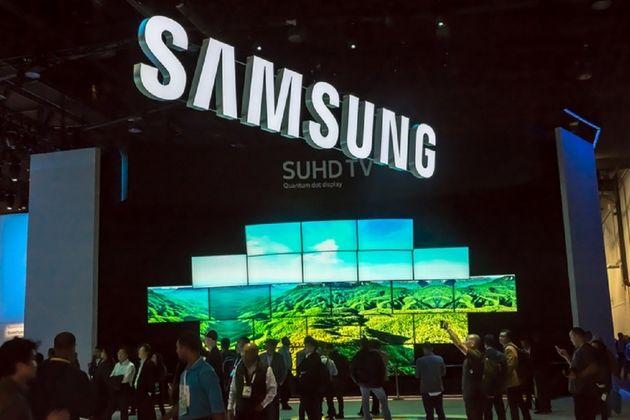Samsung surfe sur l'explosion de la demande de semi-conducteurs