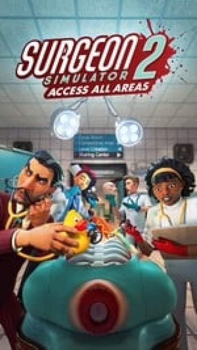 Surgeon Simulator 2 Reco Image