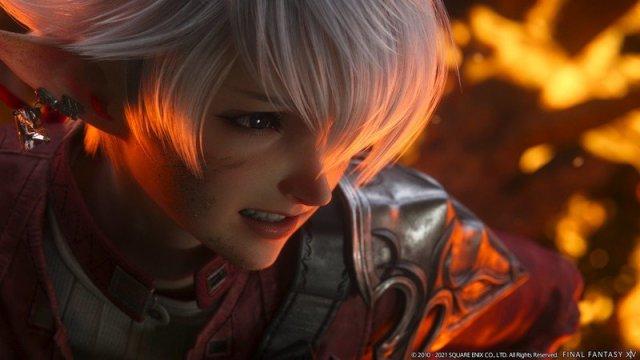Final Fantasy Xiv Endwalker Screenshot Alphanaud