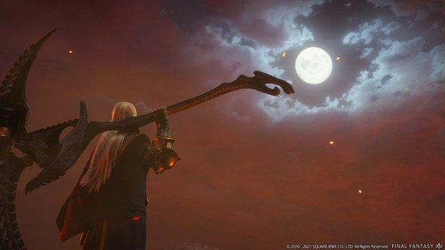 Final Fantasy Xiv Endwalker Reaper