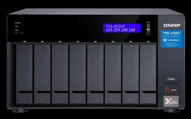QNAP TVS-872XT-i5