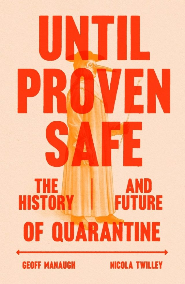 Book cover of Until Proven Safe
