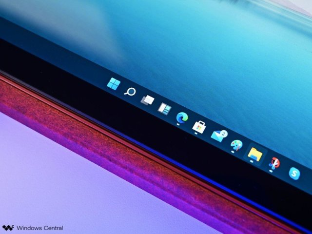 Windows 11 Taskbar Icons Surfacepro