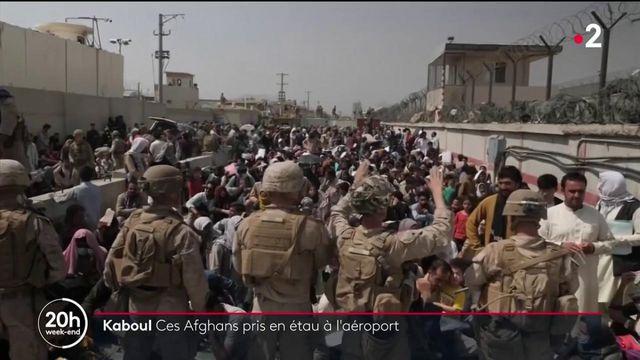 Afghanistan : sept morts à l'aéroport de Kaboul suite à un mouvement de foule