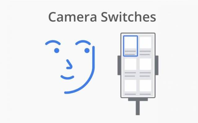 Android Camera Switches