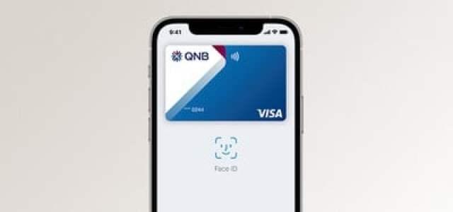 apple pay qatar qnb