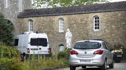 France: assassinat d'un prêtre en Vendée