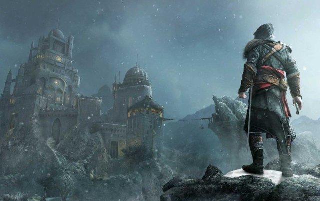 Assassins Creed Revelastions Ezio Masyaf
