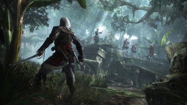 Assassins Creed 4 Black Flag Jungle