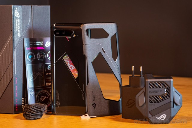 Asus ROG Phone 5s Pro hands-on review