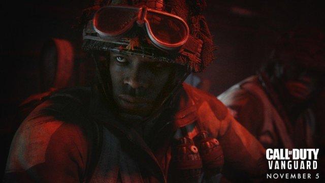 Call Of Duty Vanguard Paratrooper