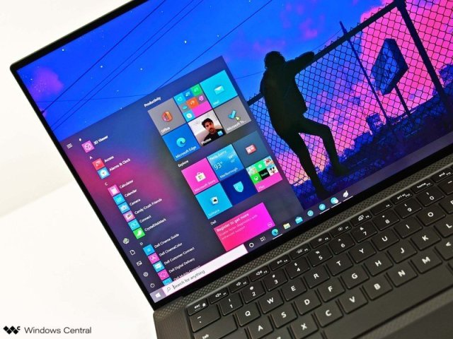 Dell Xps 15 9500 Review Screen