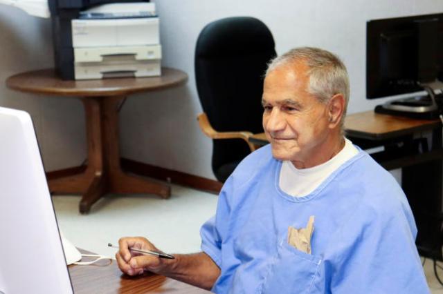 Sirhan Sirhan, le 27 août 2021, à San Diego (Californie).
