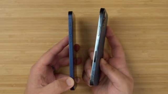 iPhone 12 pro fingerprints