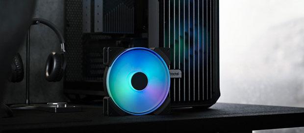 Ventilateurs Dynamic/Prisma de 180 mm