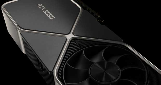 GeForce RTX 3090 Founders Edition de Nvidia
