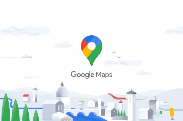 Google Maps Logo Google Maps : le mode sombre arrivera prochainement sur iPhone et iPad