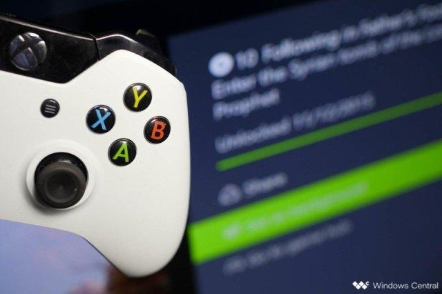 Xbox controller achievements