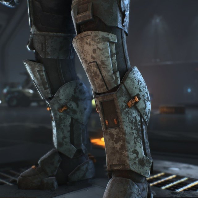 Halo Infinite Armor Screenshot Knee Pads