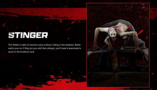 Back 4 Blood Stinger