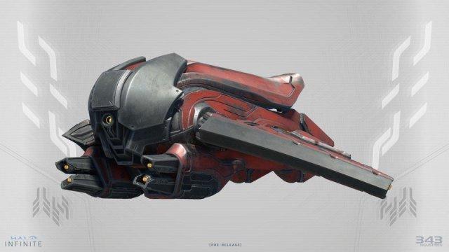 Halo Infinite Banshee Concept