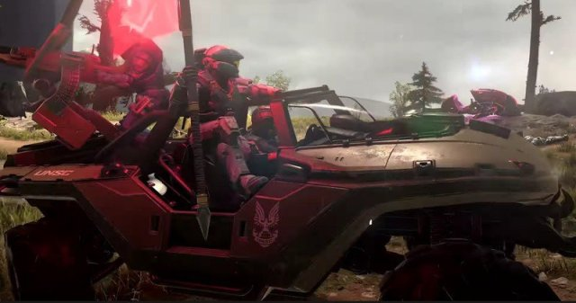 Halo Infinite Warthog Image