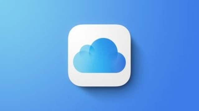 iCloud General Feature