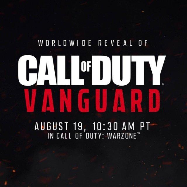 Cod 2021 Vanguard Reveal Leak