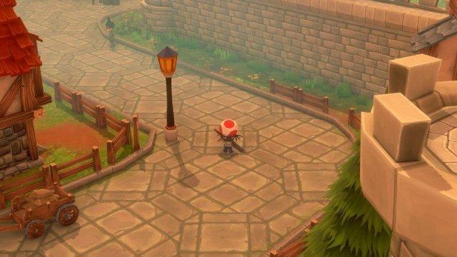 Kitaria Fables Screenshot