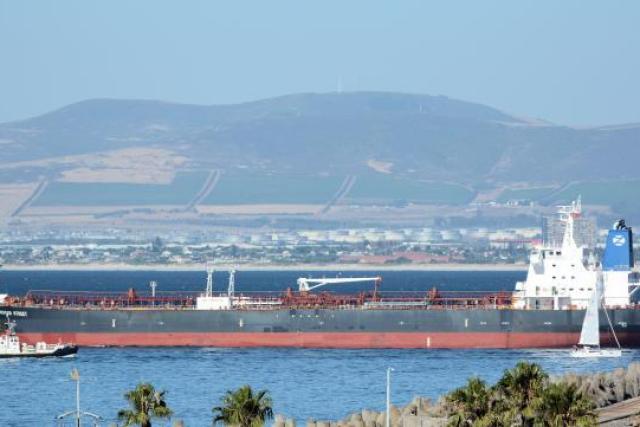 Le «Mercer-Street», en 2016. Le bateau a été la cible d'une attaque le 29 juillet 2021 en mer d'Oman.
