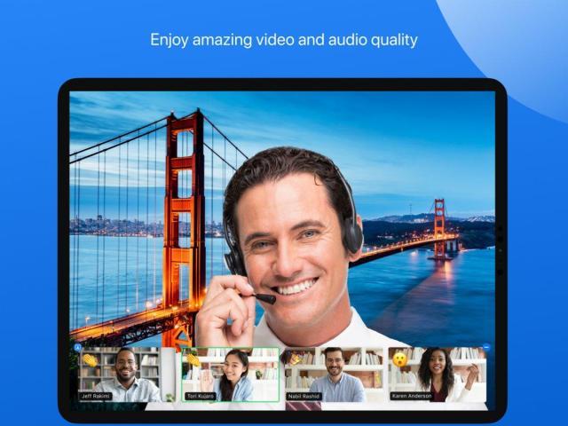 zoom cloud meetings capture app ipa ipad iphone