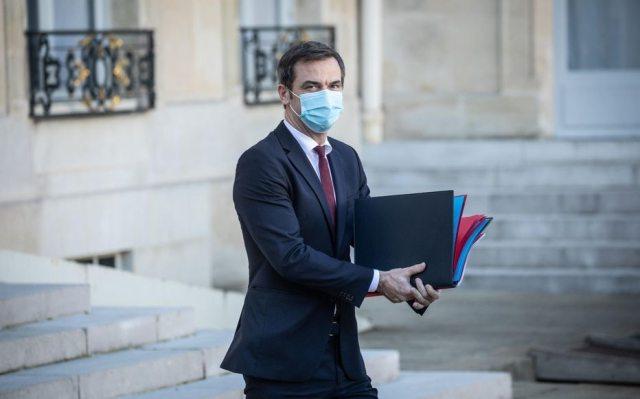 Olivier Véran s'efforce d'élargir sa palette et de mettre en avant sa patte alors qu'il gère la crise sanitaire depuis plus d'un an. LP/Frédéric Dugit