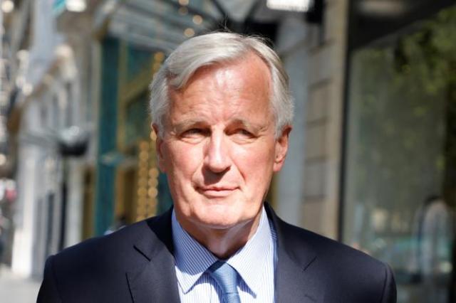 Michel Barnier, à Paris, le 20juillet2021.