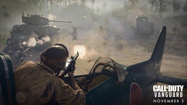 Call Of Duty Vanguard Pacific