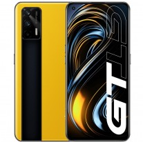 Realme GT 5G Racing Yellow