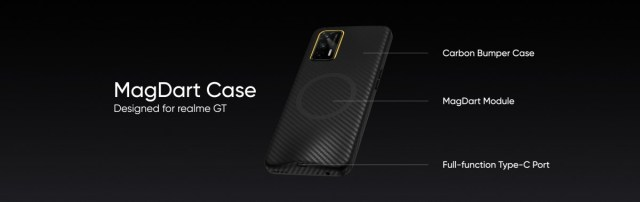MagDart case for the Realme GT