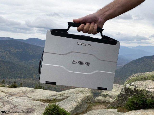 Panasonic Toughbook 55 Mk2 Handle