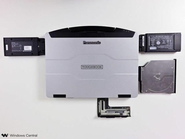 Panasonic Toughbook 55 Mk2 Xpak