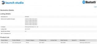 Samsung Galaxy A52s 5G gets Bluetooth certified