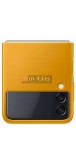 Samsung Galaxy Z Flip3 official cases