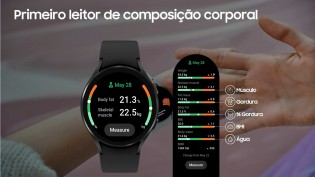 Galaxy Watch4 series: Body composition analysis