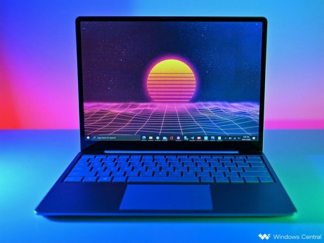 Surface Laptop Go Hero