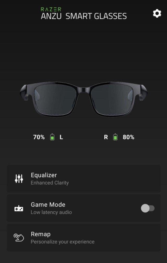 Razer Anzu App