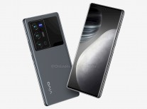 vivo X70 Pro+ renders