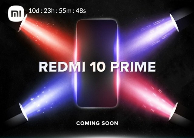 Xiaomi teases new ''all round superstar'' phone, could be the Redmi 10 Prime