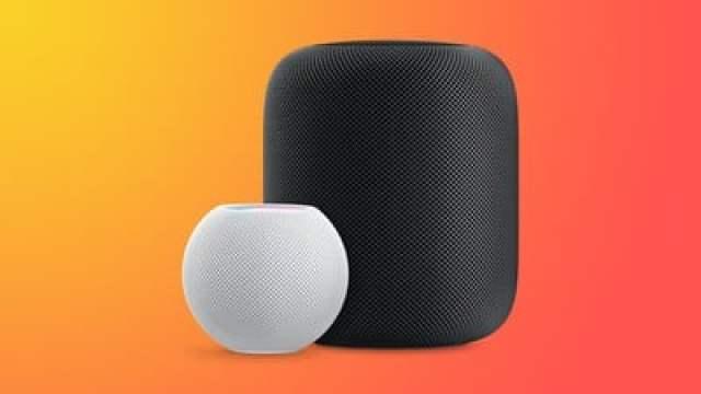 HomePodandMini feature orange