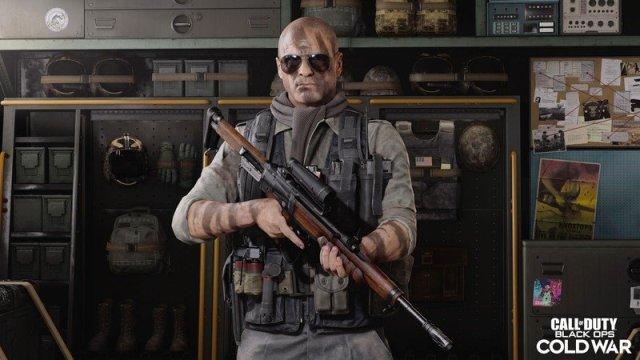 Black Ops Cold War Hudson Operator