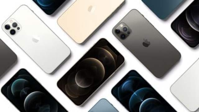 iPhone 12 Pro Layout